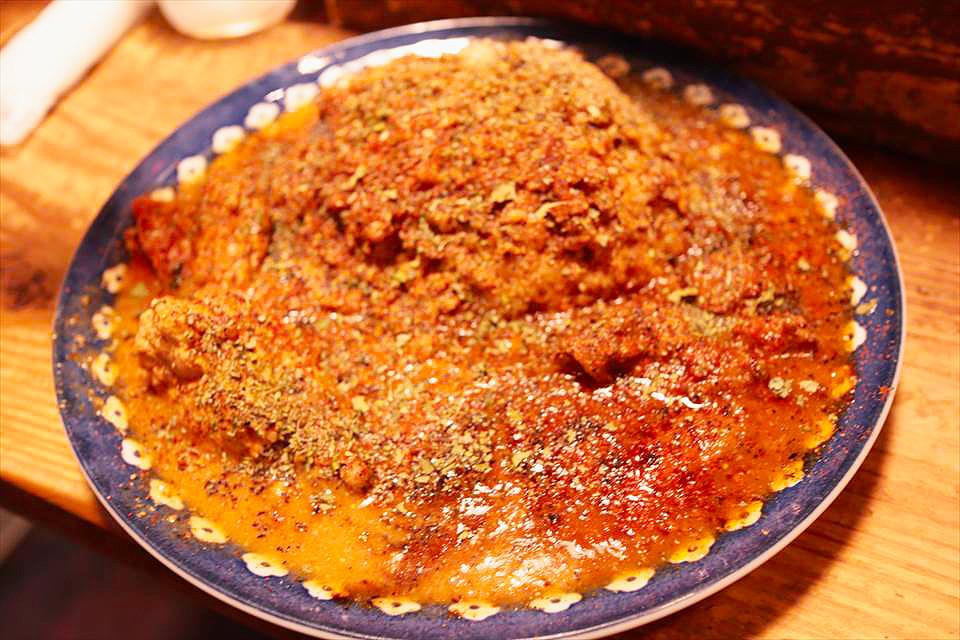 升級加大版咖哩飯