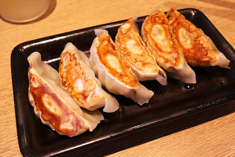 丸源日式煎餃子