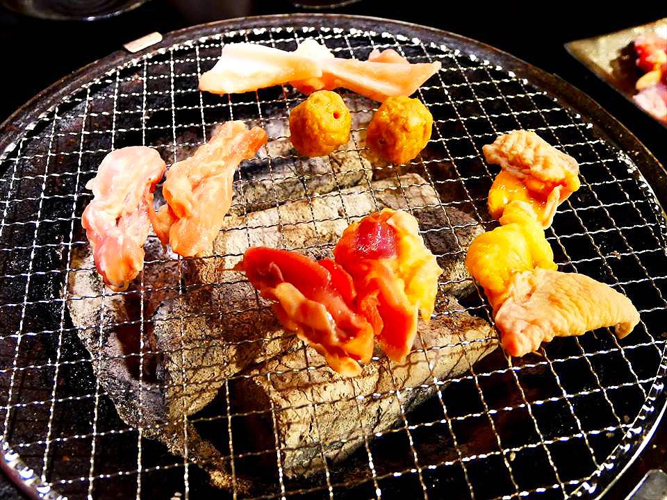 日本大阪碳烤