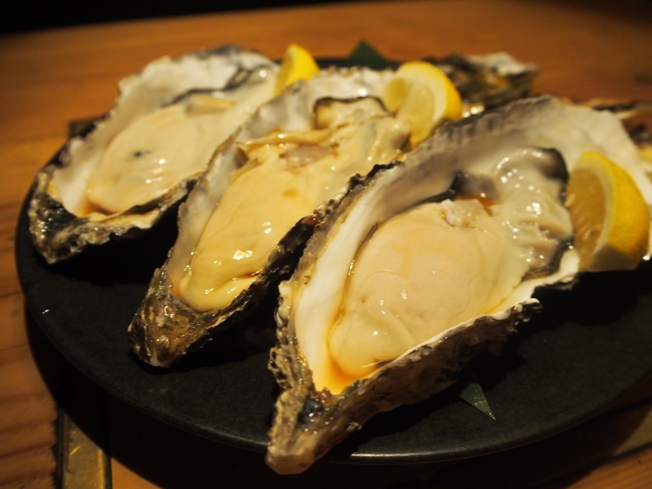 日本生牡蠣