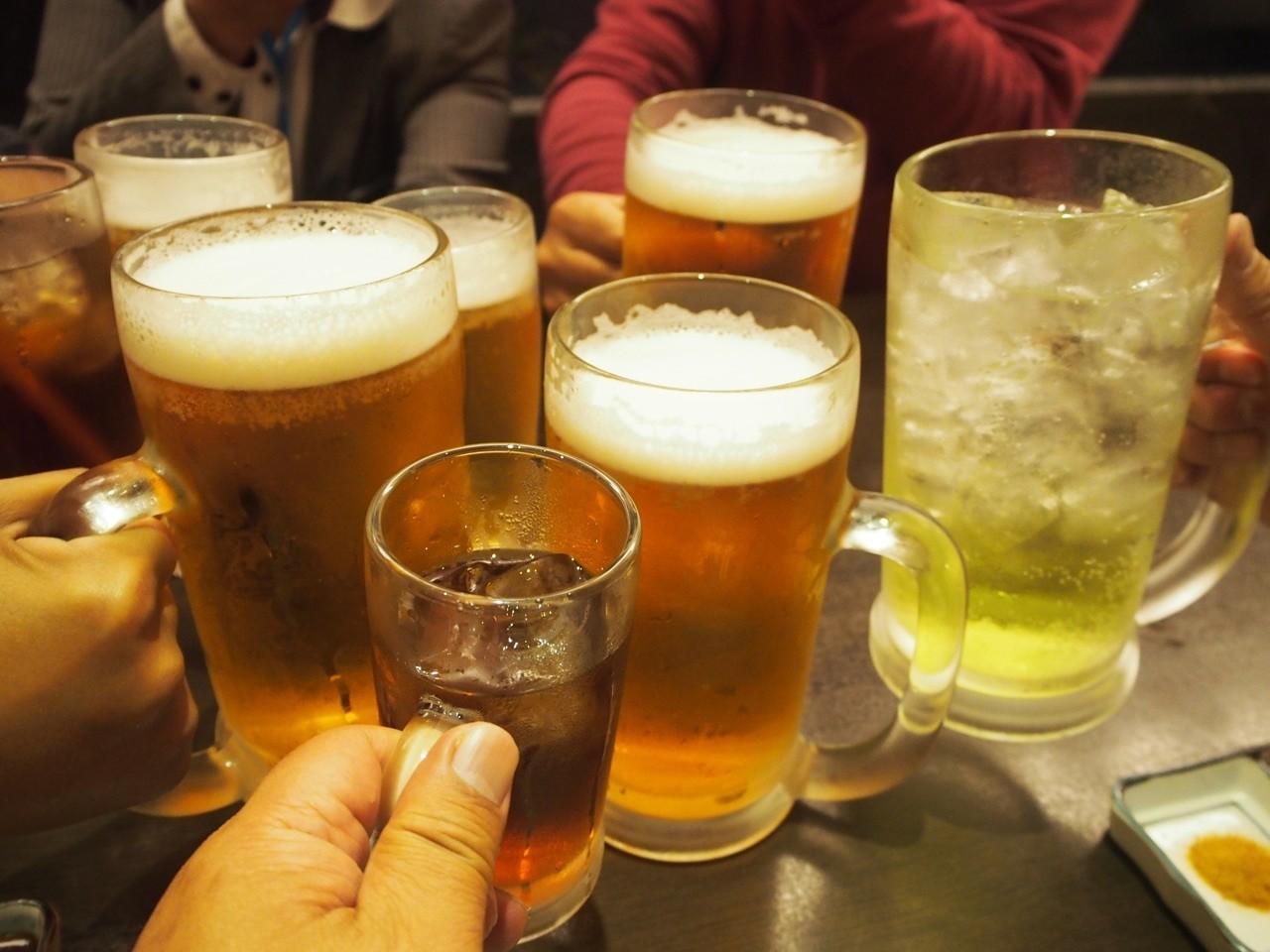 日本大阪必喝生啤1