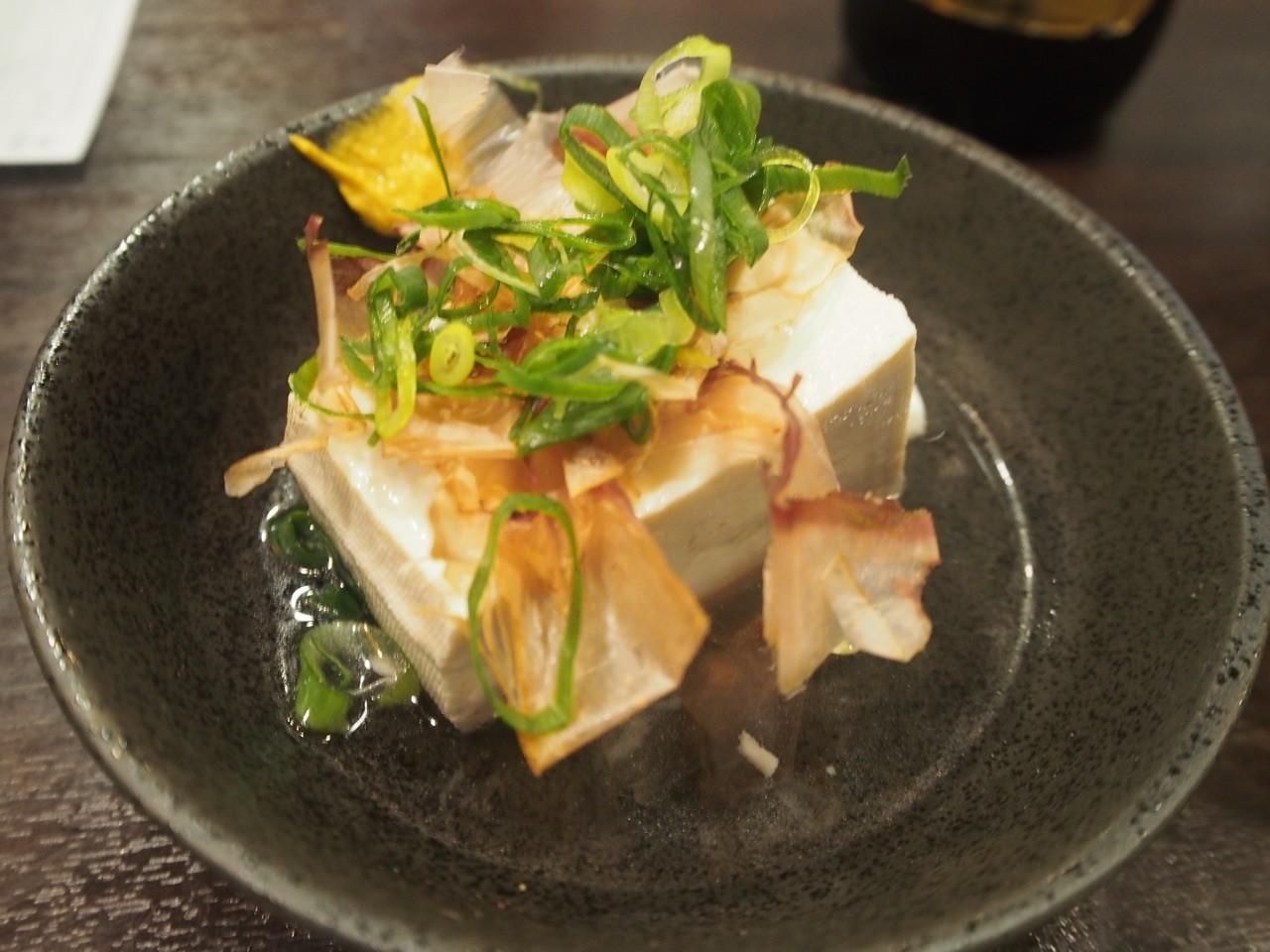 關東煮 豆腐