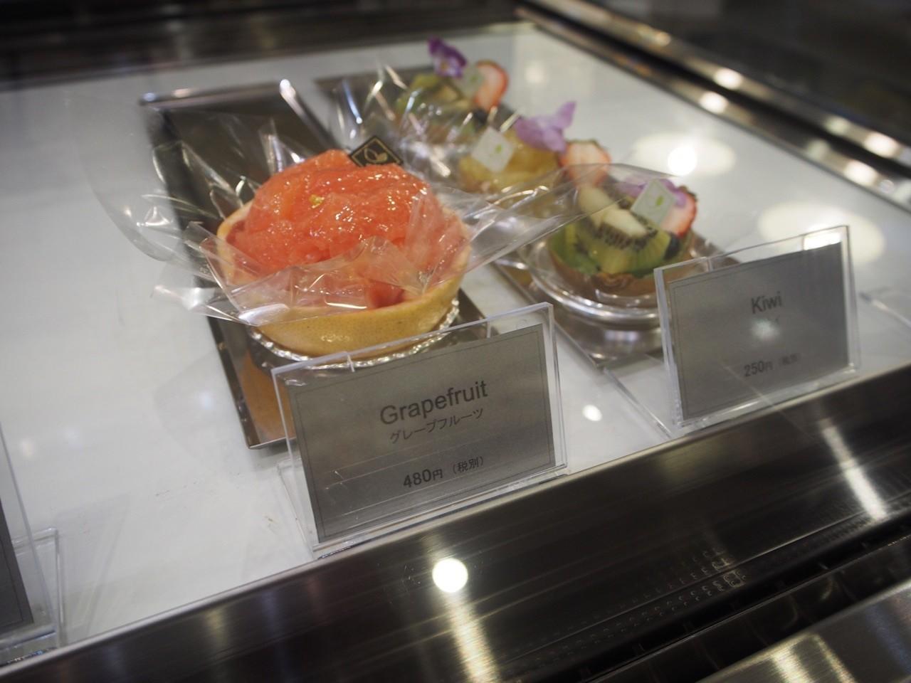 大阪堂島水果甜點