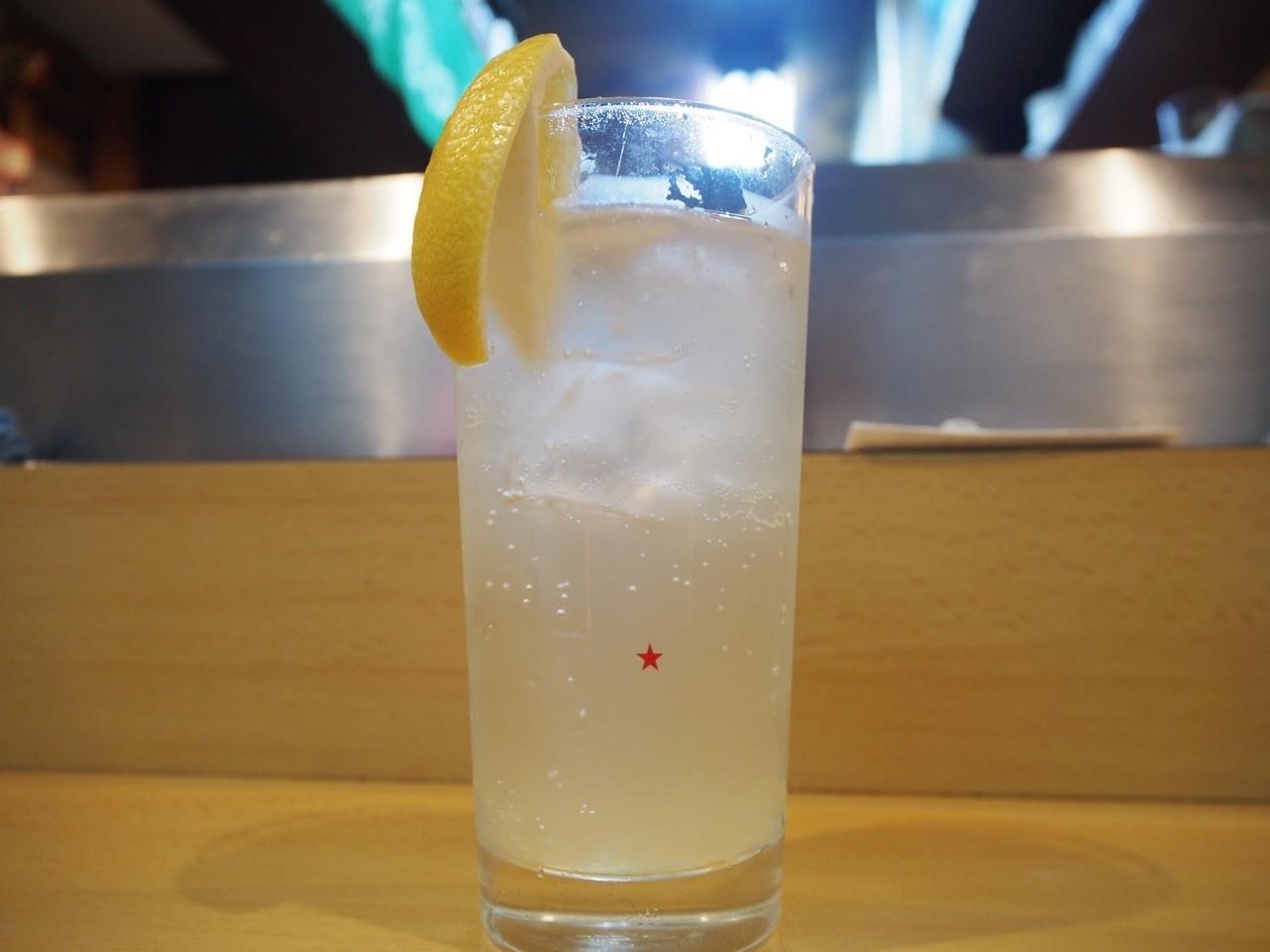 檸檬碳酸威士忌
