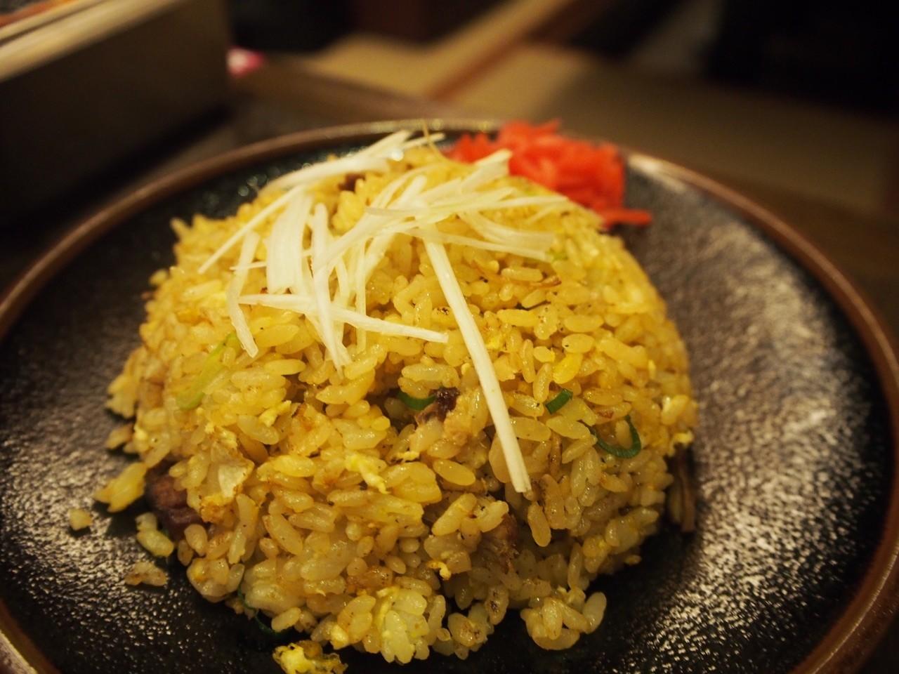 日本居酒屋豬肉炒飯