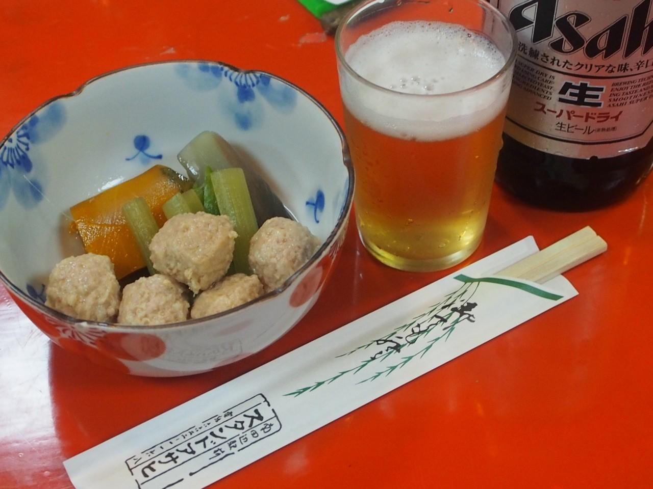 JR南田邊酒場