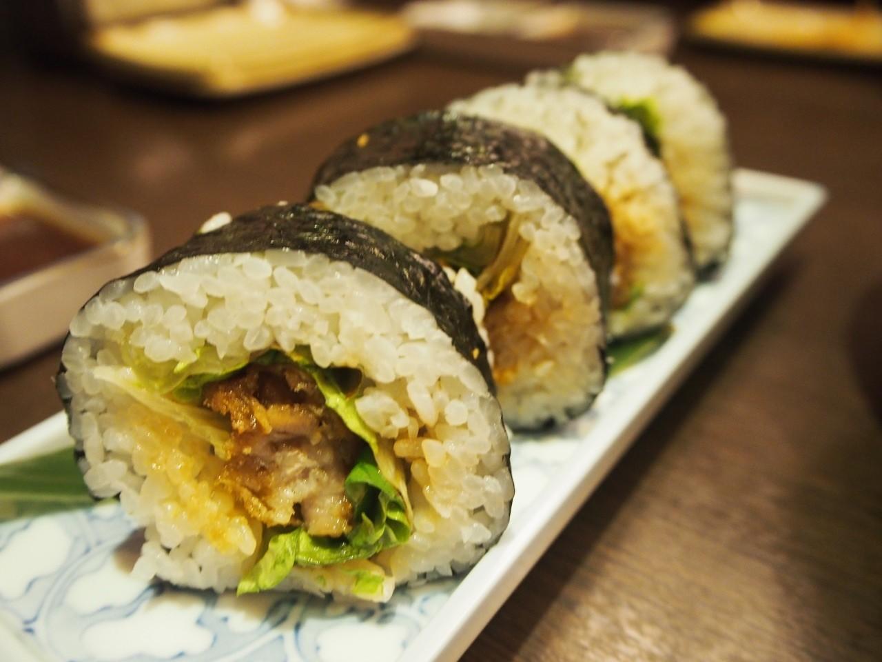 日本超好吃炸串卷