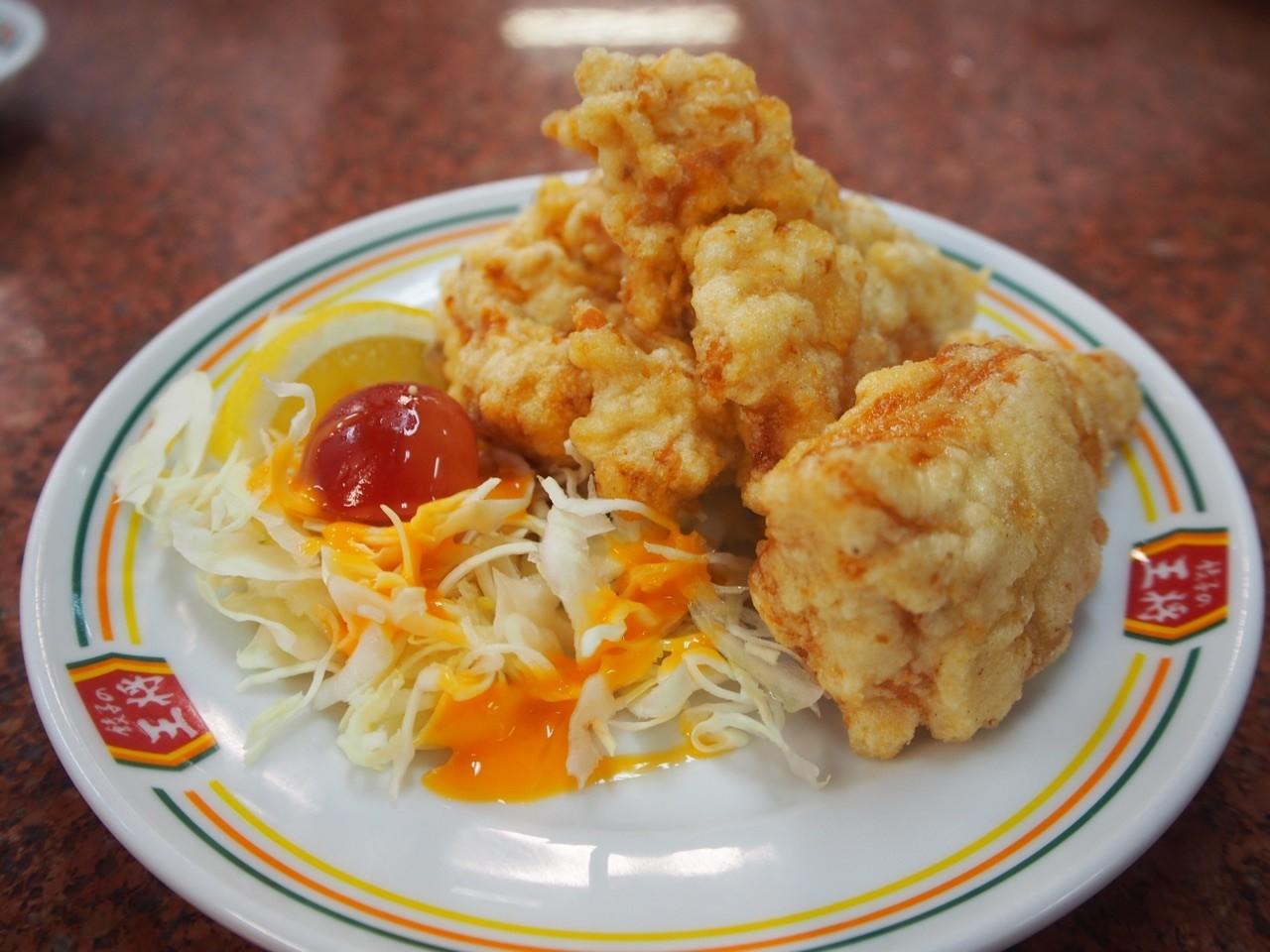 日本餃子的王將 唐揚炸雞