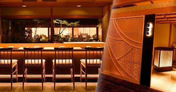 """『大阪威斯汀酒店』主打日本料理店『Hanano』開業後首次全面改裝,堅持講究的""""臨場感""""!"""