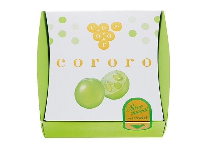 水果味覺糖cororo專賣店-麝香葡萄