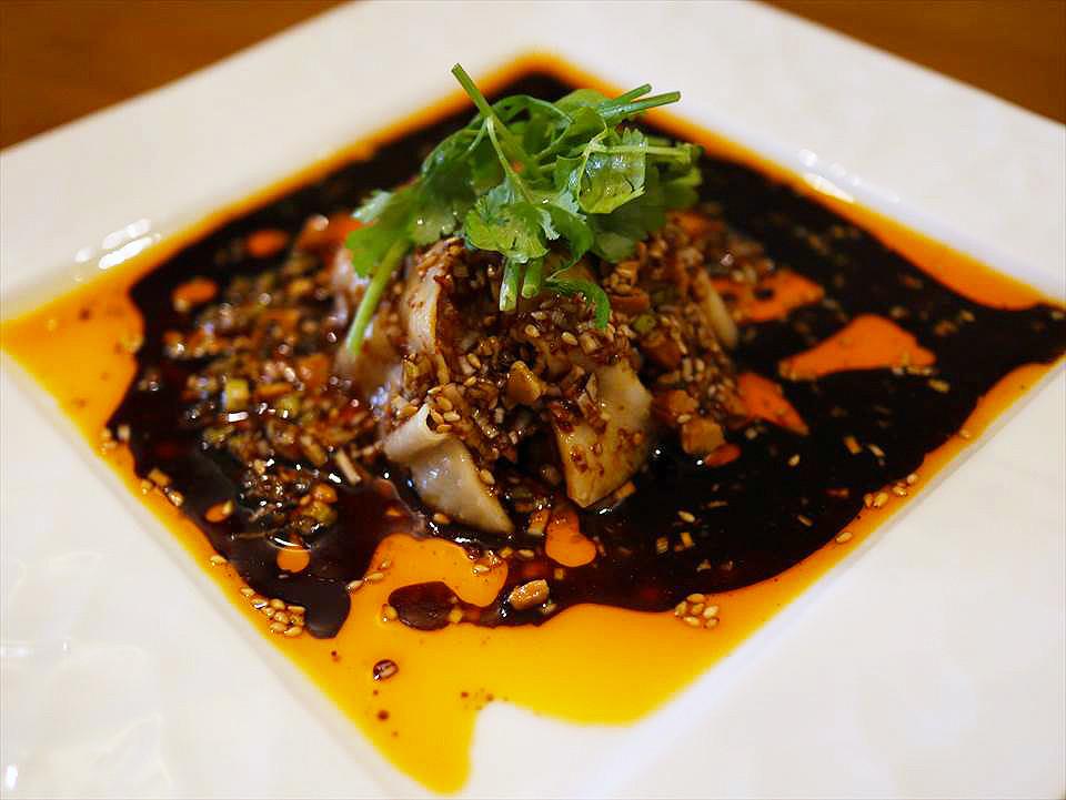 酒食滿菜悠-四川口水雞