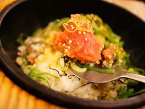 廣東炒飯店石鍋拌飯