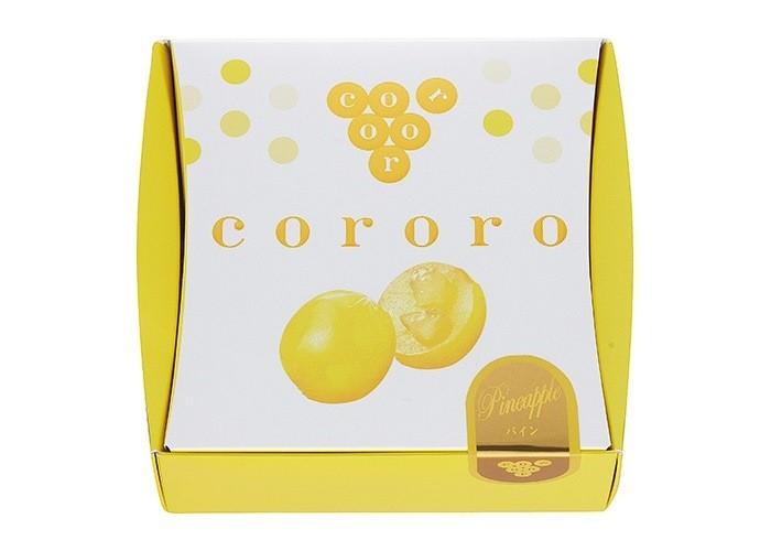 水果味覺糖cororo專賣店-鳳梨