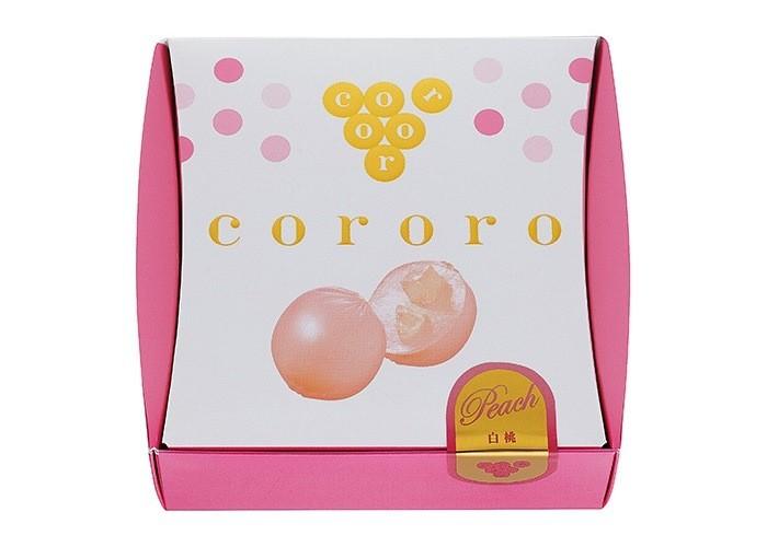水果味覺糖cororo專賣店-白桃