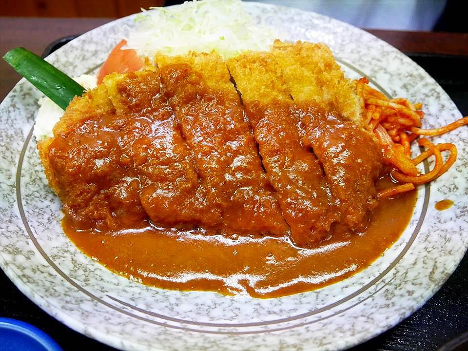 日式菲力豬排定食