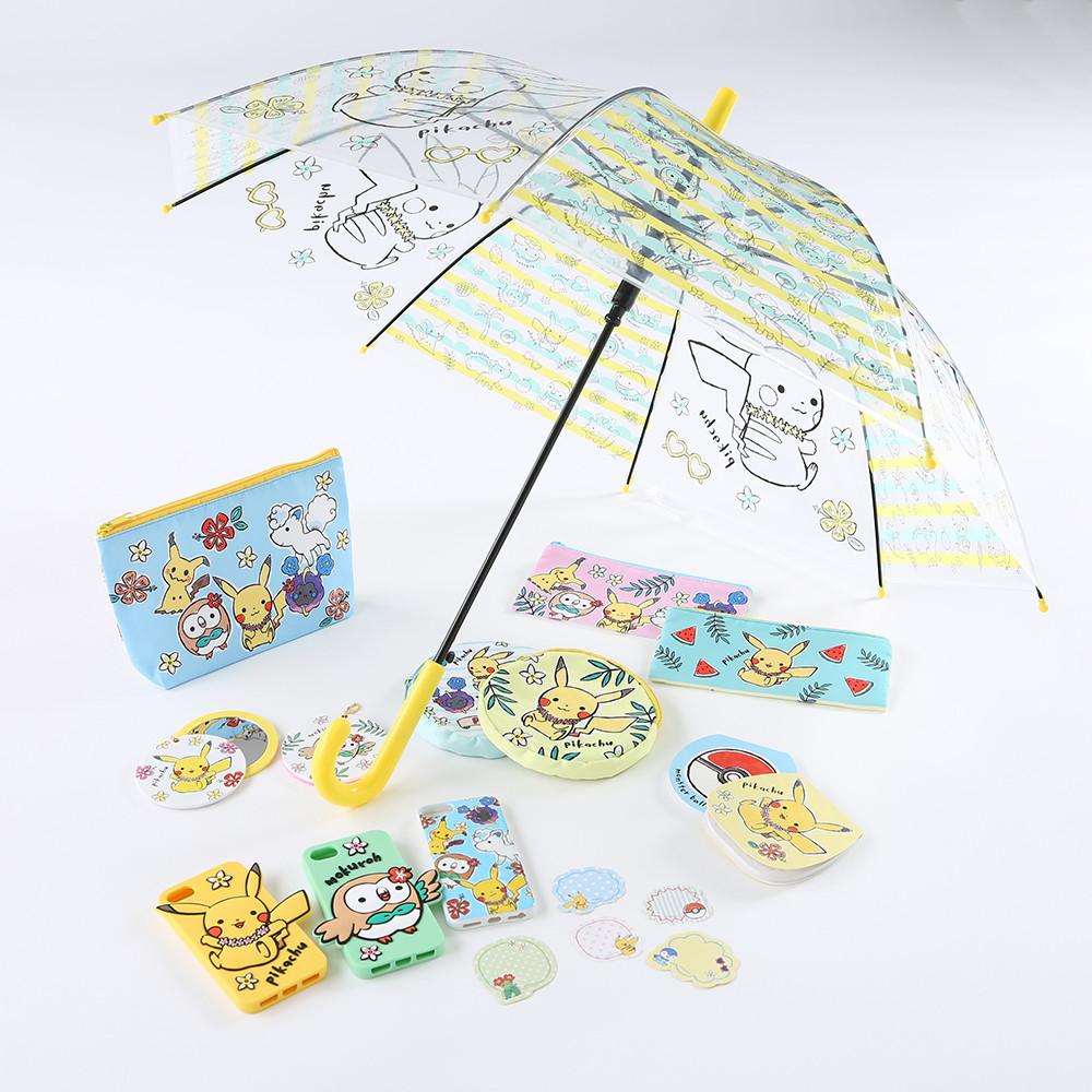 日本圓創手繪神奇寶貝商品