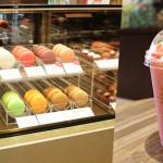 瑞士蓮白巧克力草莓冰沙-Lindt-Chocolat-Cafe