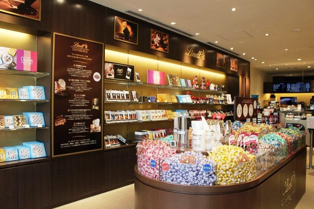 瑞士蓮巧克力京都四條店