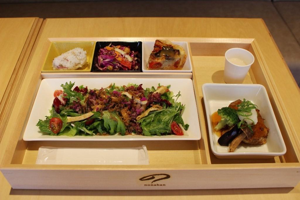 【結束營業】享受使用了京都蔬菜的現代風和食!在京都新京極新開幕的『nonahan ~のなはん~ 新京極店』