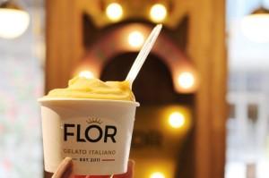 義大利冰淇淋flor