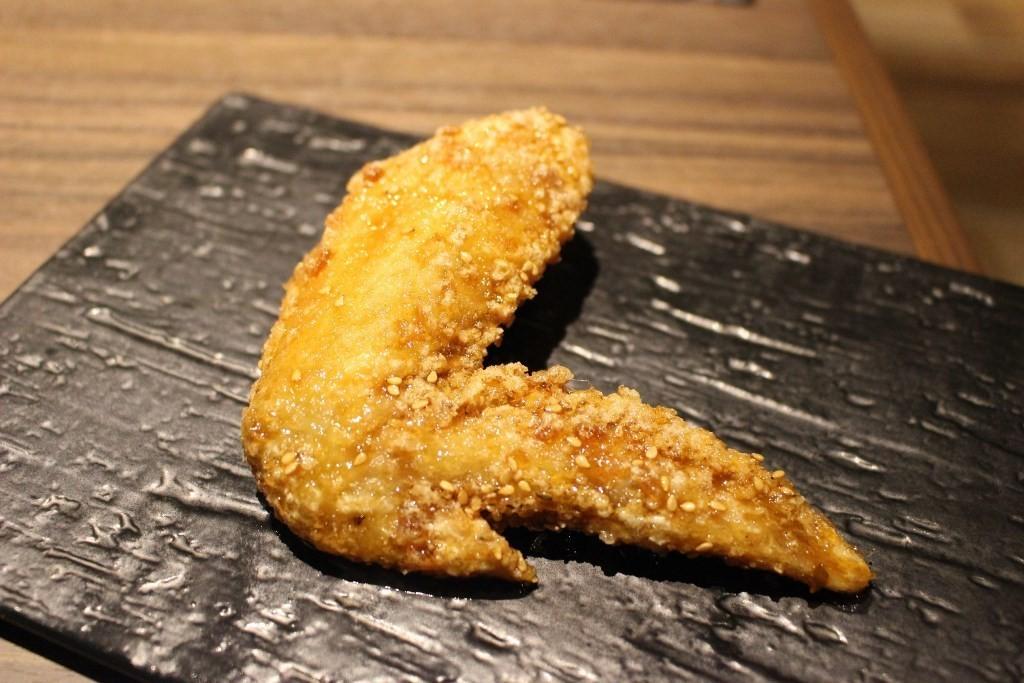 招牌料理 阿波尾雞 甜辣雞翅