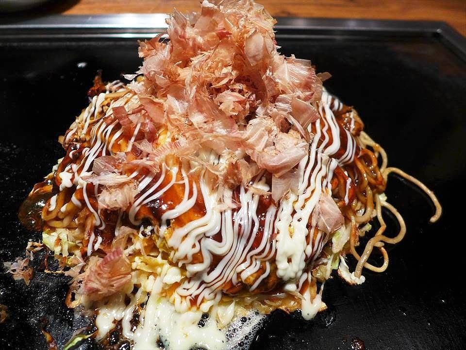 大阪燒 Omoni-牛筋摩登燒