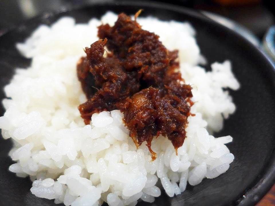 大阪牛排割烹料理 Adachi-肉味噌