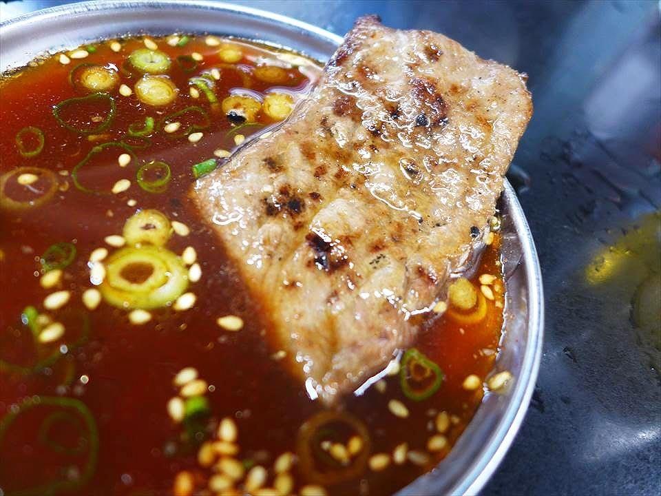 大阪燒肉空-沙朗牛肉