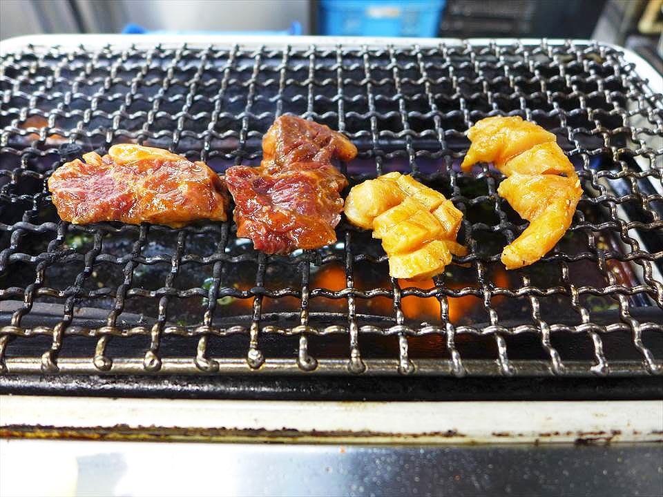 大阪燒肉空-牛腹身肉