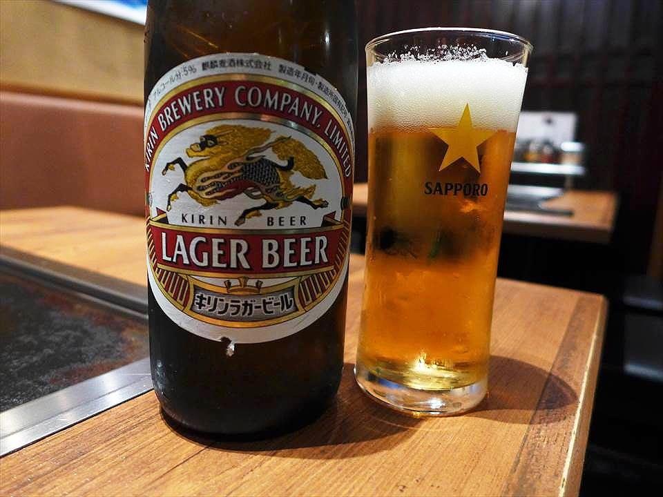 大阪燒 Omoni-啤酒