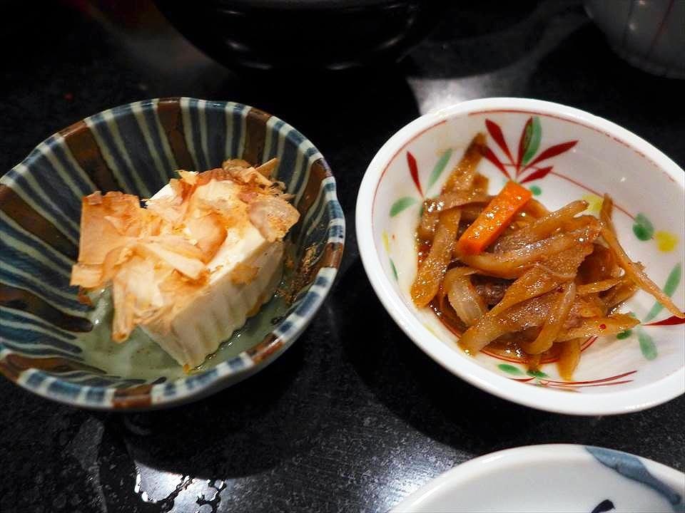 大阪牛排割烹料理 Adachi-配菜