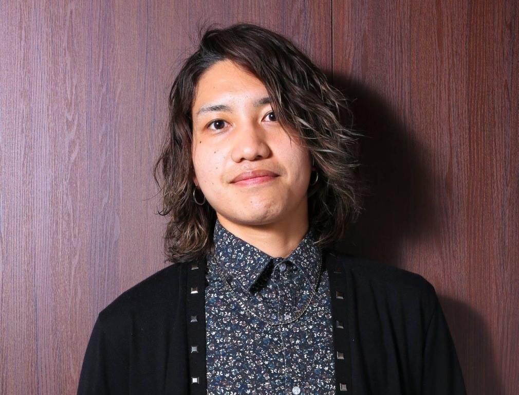 「強項是造型染髮!我住在大阪,能告訴你很多大阪的事喔!!」