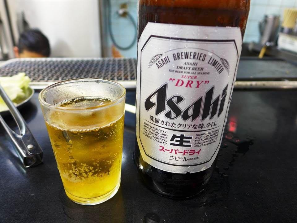 大阪燒肉空-啤酒