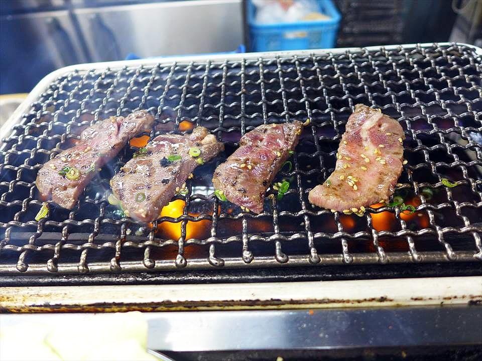 大阪燒肉空-鹽味牛舌