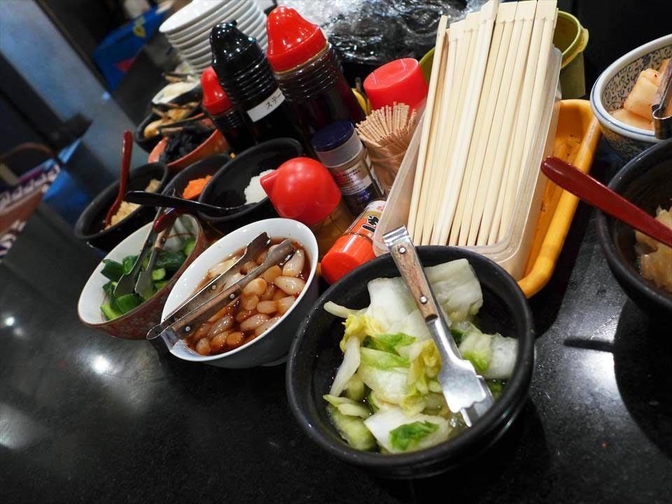 大阪牛排割烹料理 Adachi-小菜