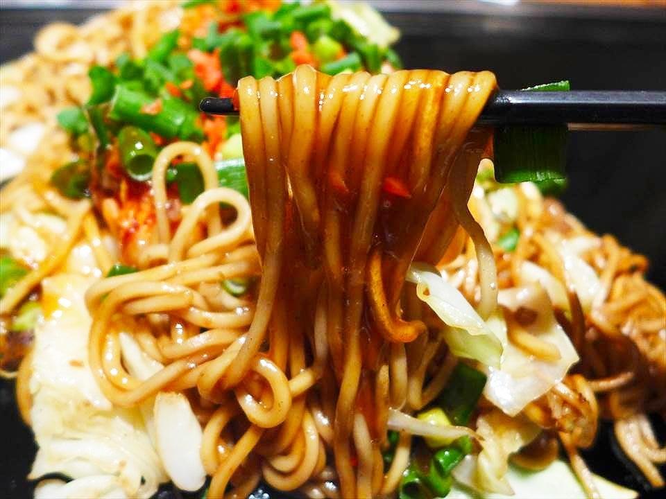 大阪燒 Omoni-特製炒麵