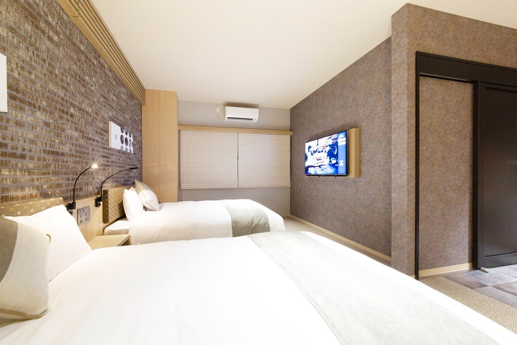 豪華雙床房 ※照片為示意圖