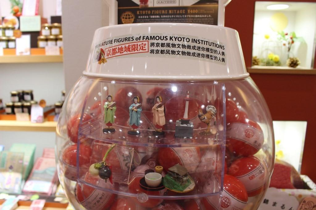 想在錦市場買京都伴手禮嗎?就到令女孩們心動不已的可愛多彩糖果店『錦MARUN(錦まるん)』