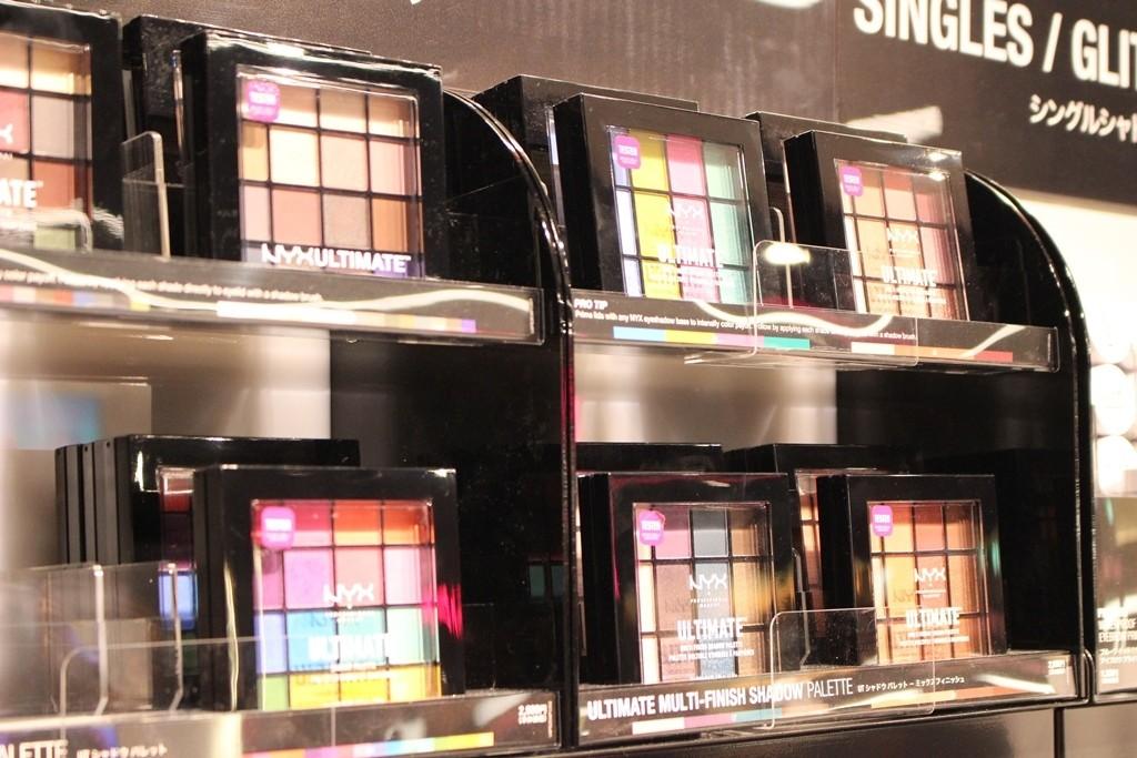 愛美女孩看過來!『NYX Professional Makeup』西日本首家旗艦店在『LUCUA大阪』初登場