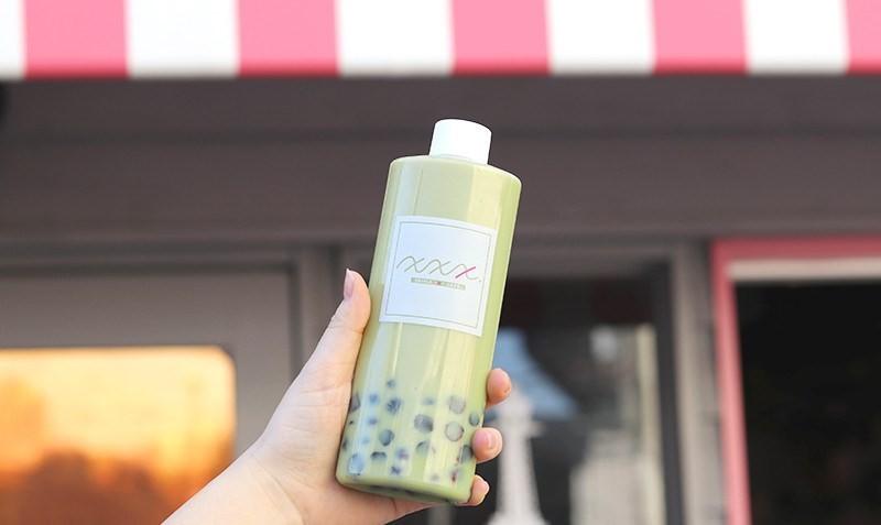 在大阪新世界『Triple x cafe(トリプルエックスカフェ)』發現超吸睛流行美食!