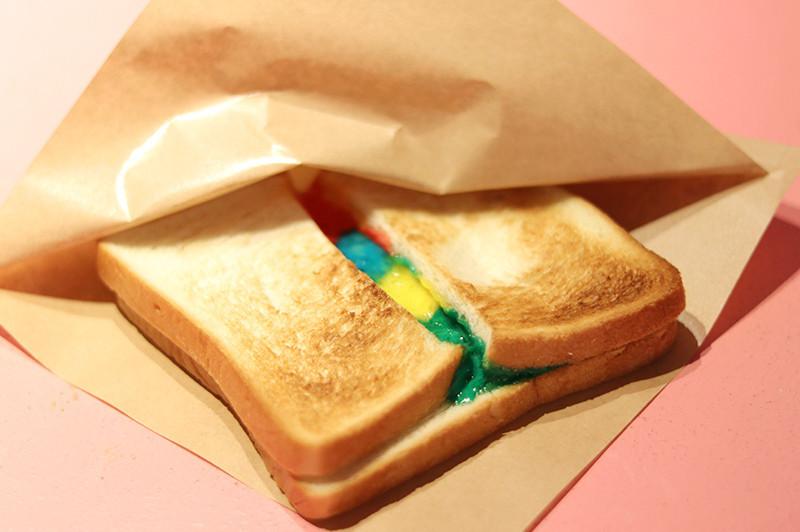 トースト3