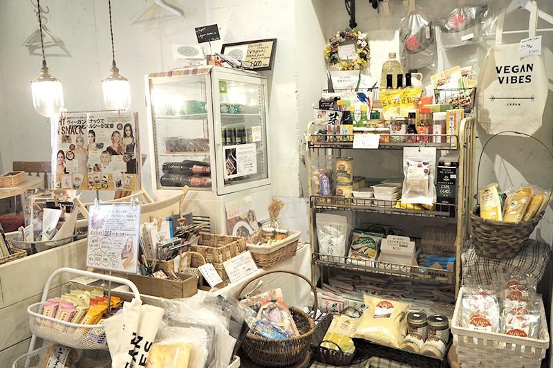 天然派人士聚集的四橋素食咖啡廳『自然Bar Paprika食堂(しぜんバル パプリカ食堂)』