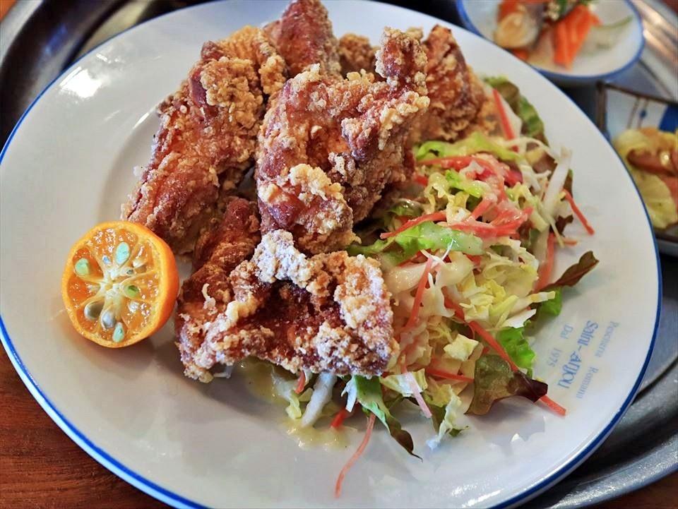 堺車站附近人氣食堂的高CP珍品午餐!『Ginsharishokudou Hayashi Rice(銀シャリ食堂 林ライス)』