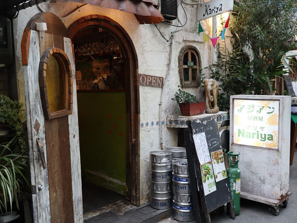 【大阪美食 梅田】比道地還要道地(笑)!?東梅田的泰國料理餐廳『亞洲居酒屋 NARI屋(アジアン居酒屋 NARI屋)』