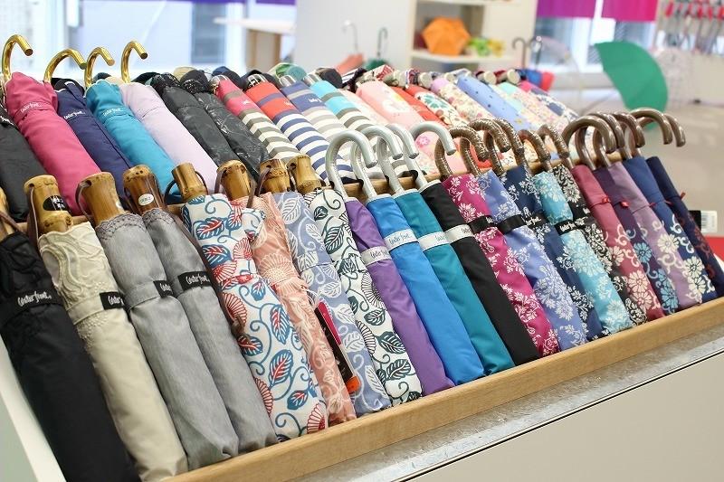 集結2,000種以上傘具的雨傘專賣店『Waterfront SHINSAIBASHI / OSAKA』於大阪・心齋橋隆重登場!