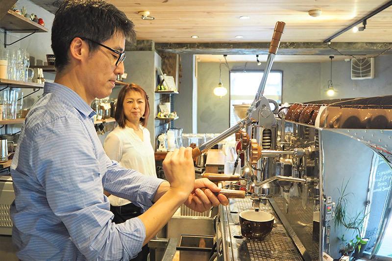 【京都・五條高倉】『KAEru coffee』,品嘗用愛做出來的咖啡和甜點,度過暖心時刻
