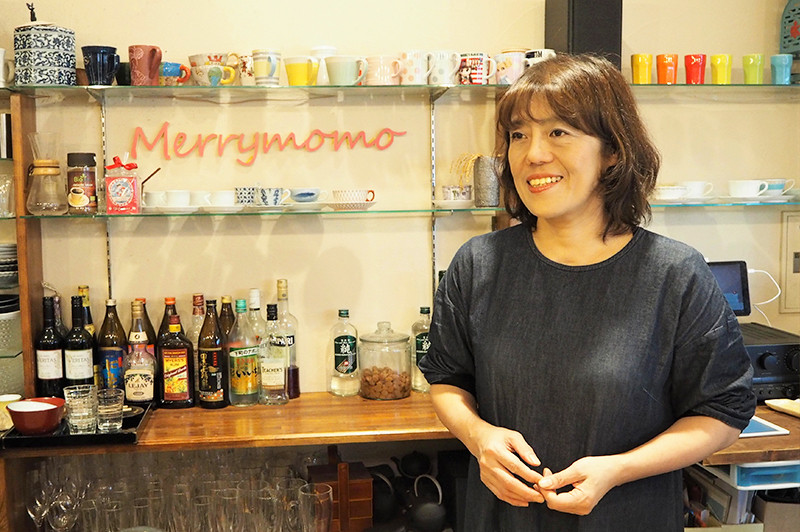 【大阪・西中島南方】『Merrymomo』女店主的生機飲食料理好療癒