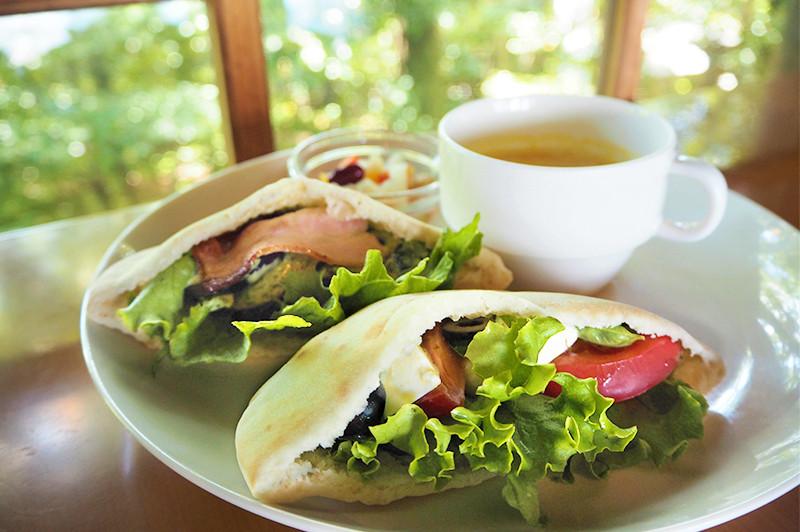 【京都・吉田山】美食與美景的饗宴!將京都街景盡收眼底的咖啡廳『茂庵』