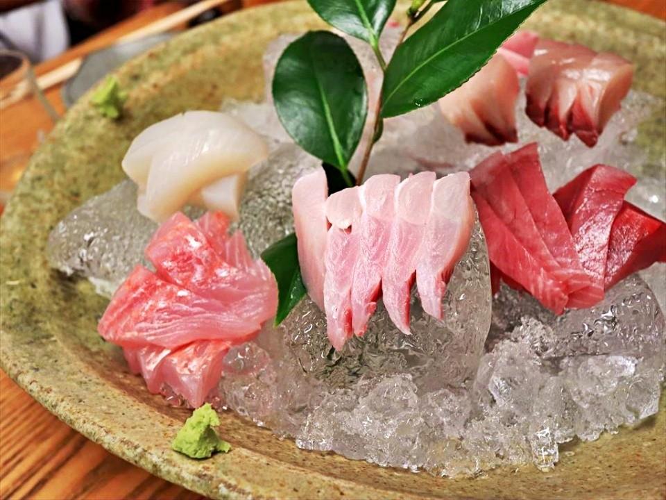 高CP值的高品質鯛魚飯全餐!北新地『魚匠 銀平 北新地店』