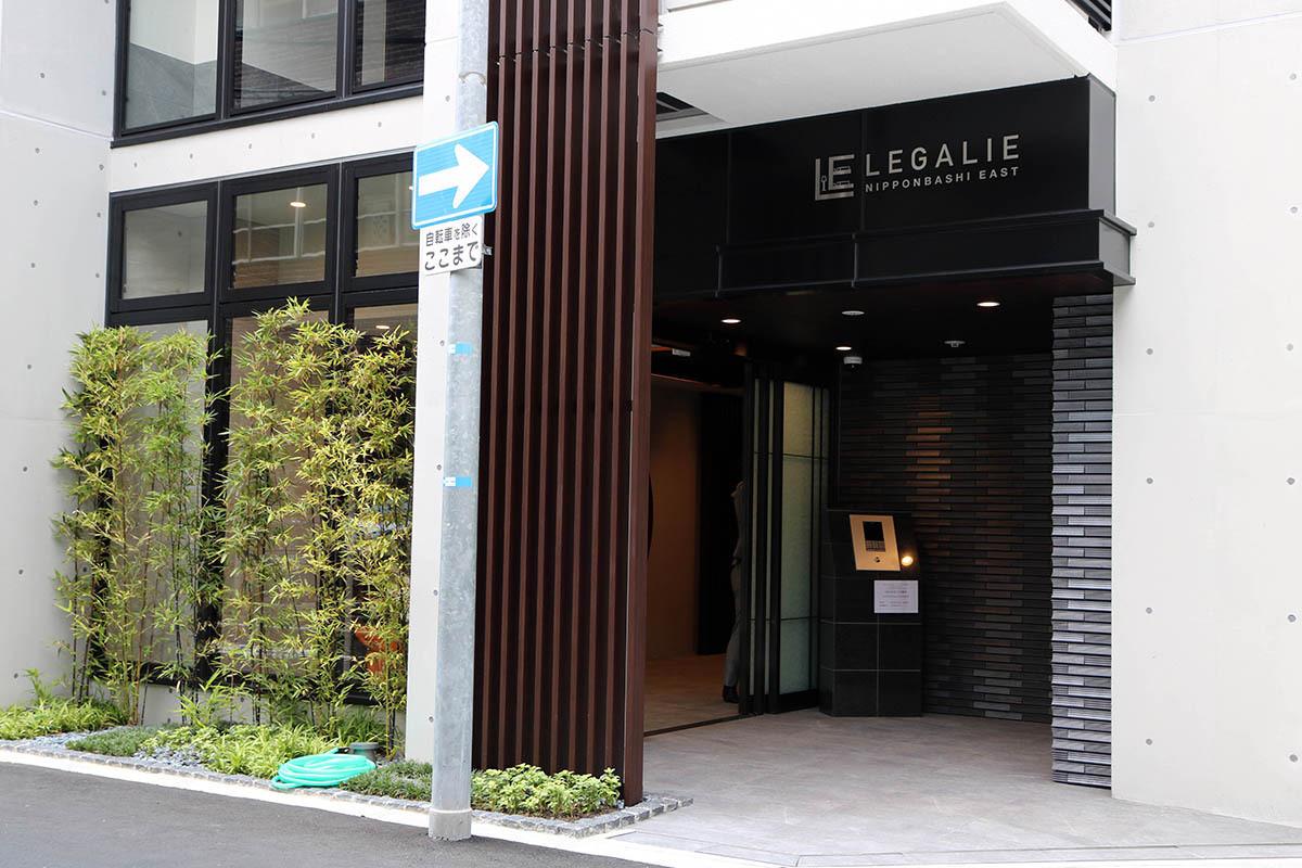 大阪民宿|在大阪日本橋出現能夠體驗變身忍者的民宿專用大樓『LEGALIE日本橋東』